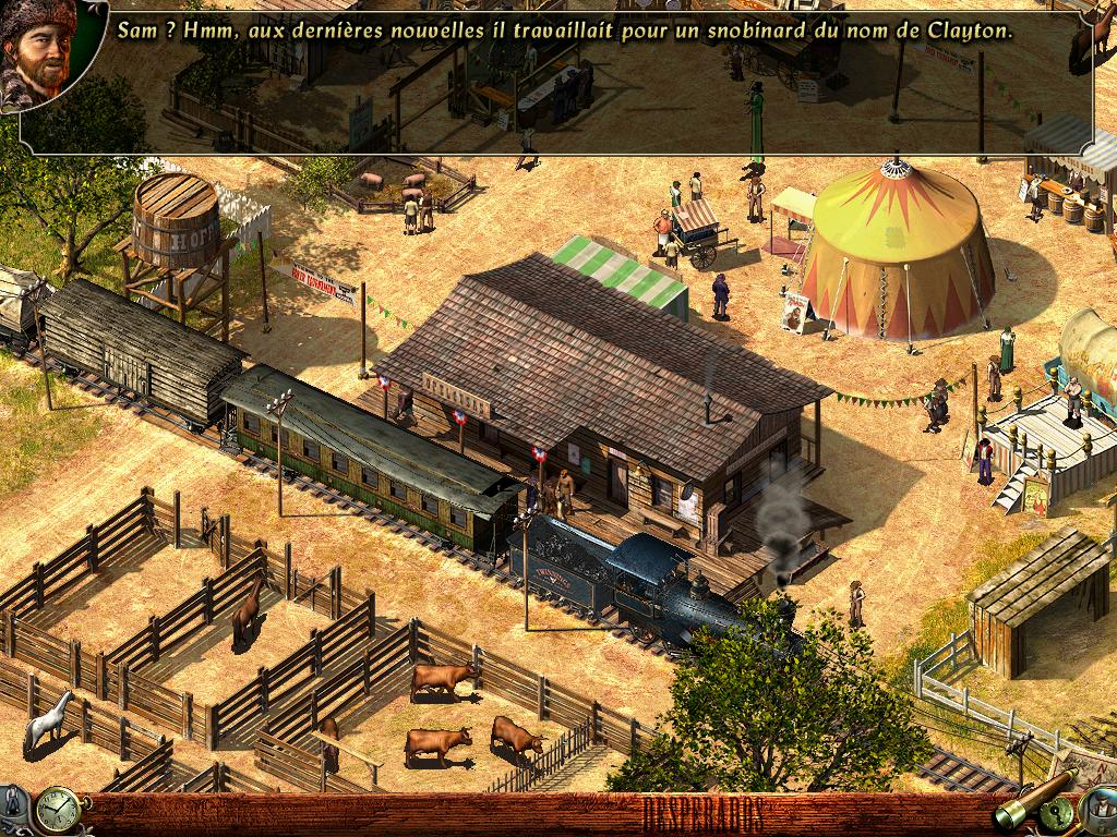 Desperados Wanted Dead Or Alive Pc Gamingtest Fr