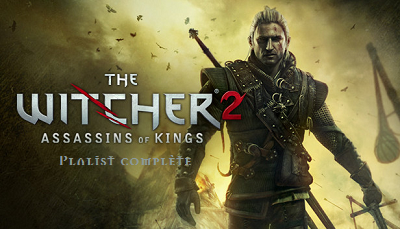 witcher 2 playlist