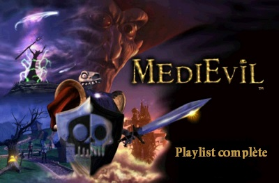 medievil playlist