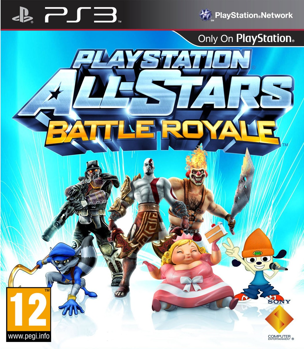 playstation all stars battle royale fiche du jeu. Black Bedroom Furniture Sets. Home Design Ideas