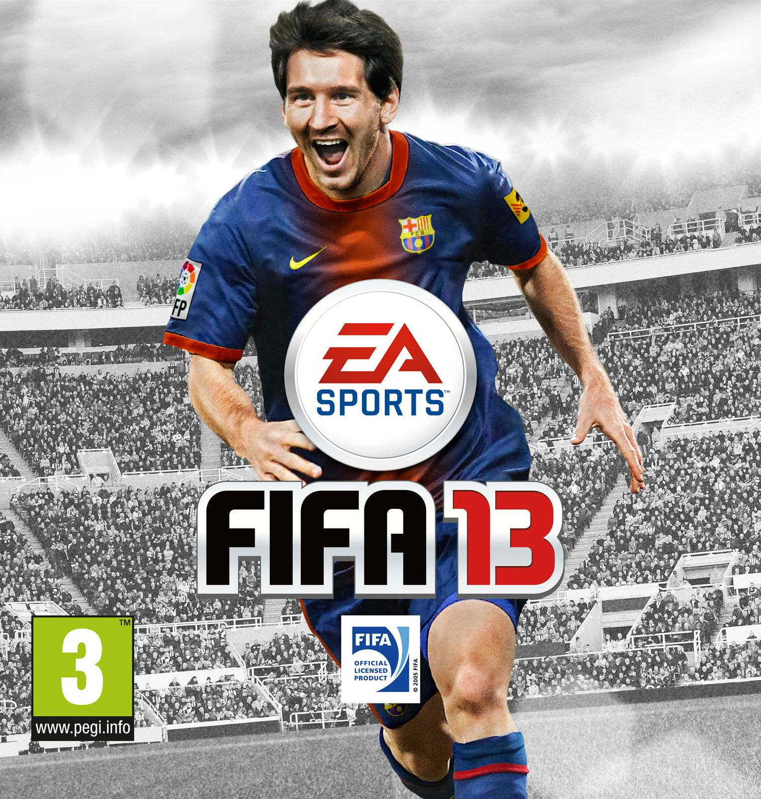 fifa 13 fiche du jeu. Black Bedroom Furniture Sets. Home Design Ideas