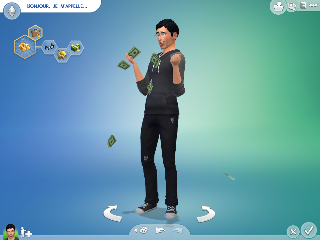 Sims  Where Is My Birthday Cake