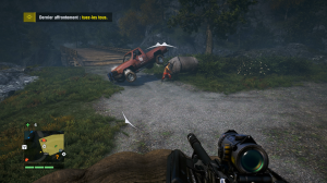 far cry 4 elephant