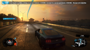 The Crew paysage