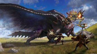 Monster Hunter 4 Ultimate - Couverture